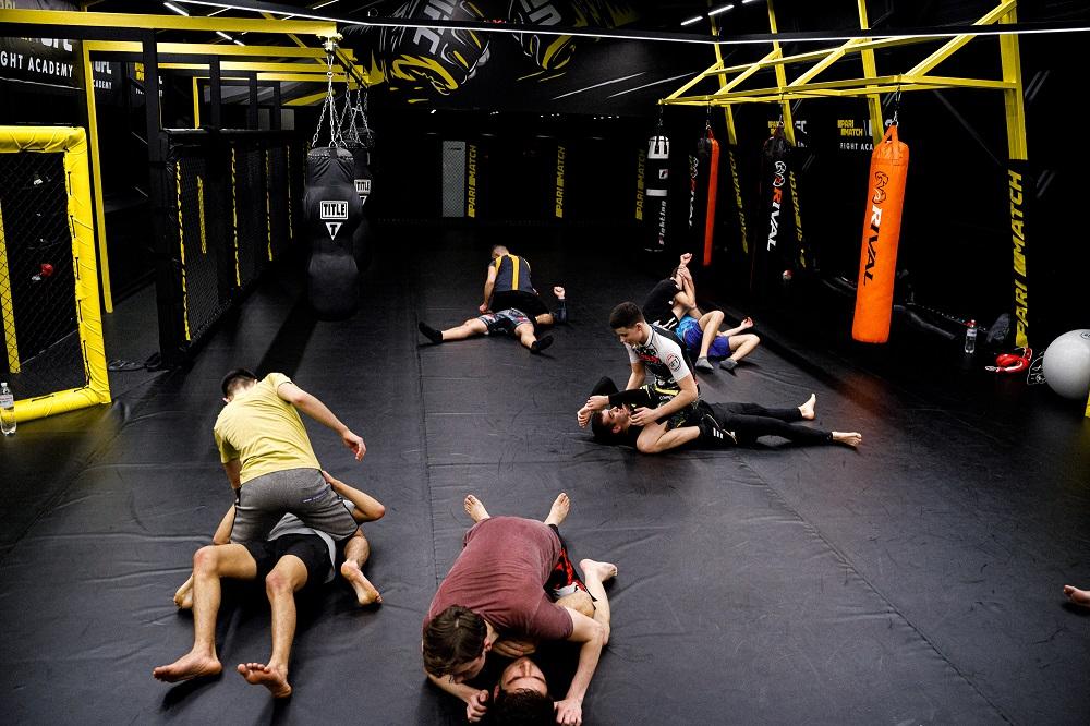 Быть атлетом: точка старта с РМ Fight Academy