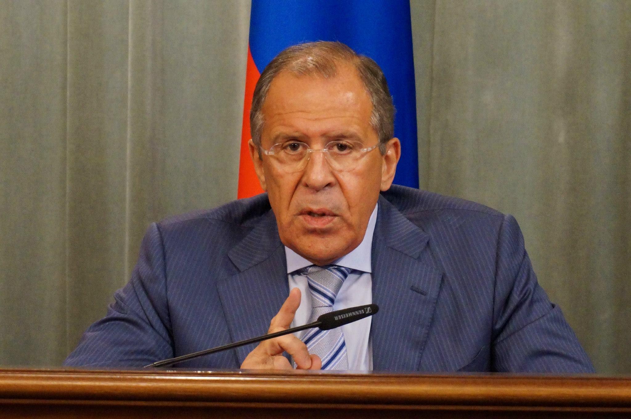 О контроле границы Киев должен договариваться с ДНР и ЛНР, - Лавров