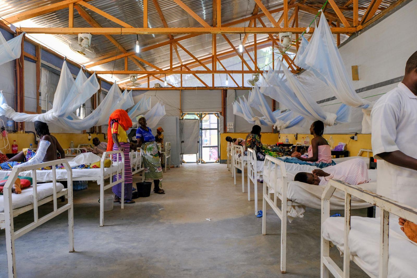 Следствием пандемии COVID-19 станет рост числа смертей от малярии, тубер...