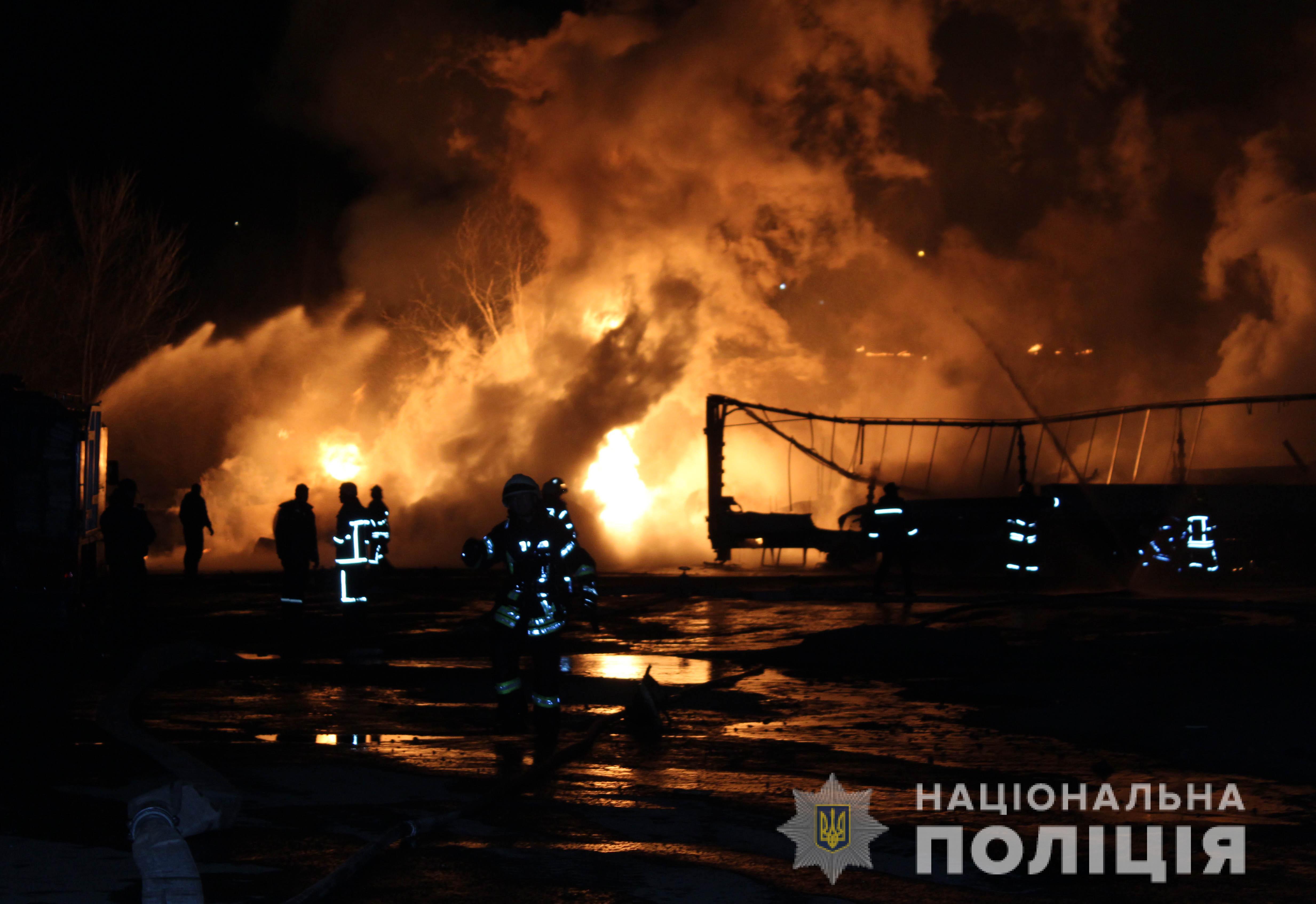 В Кропивницком взяли под арест еще одного подозреваемого в деле о взрыва...
