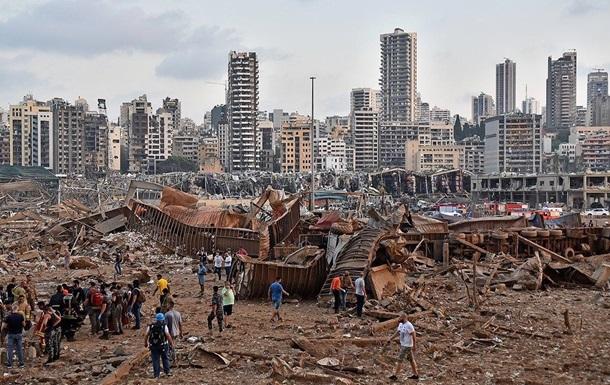 Количество погибших из-за взрыва в Бейруте достигло 100 человек