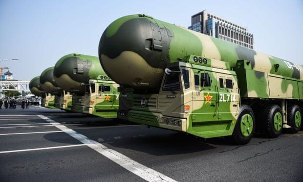 Китай мог тайно провести подземные ядерные испытания малой мощности, – С...