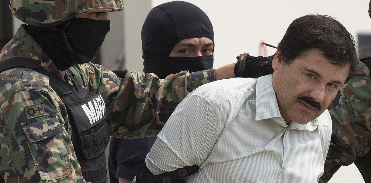 В Мексике похитили сына знаменитого наркобарона