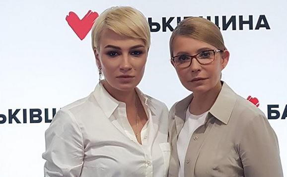 Приходько отказывается работать с Тимошенко и возвращается на сцену