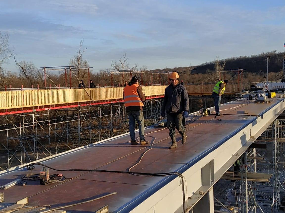 ГПУ расследует факты хищения бюджетных средств во время ремонта моста в...