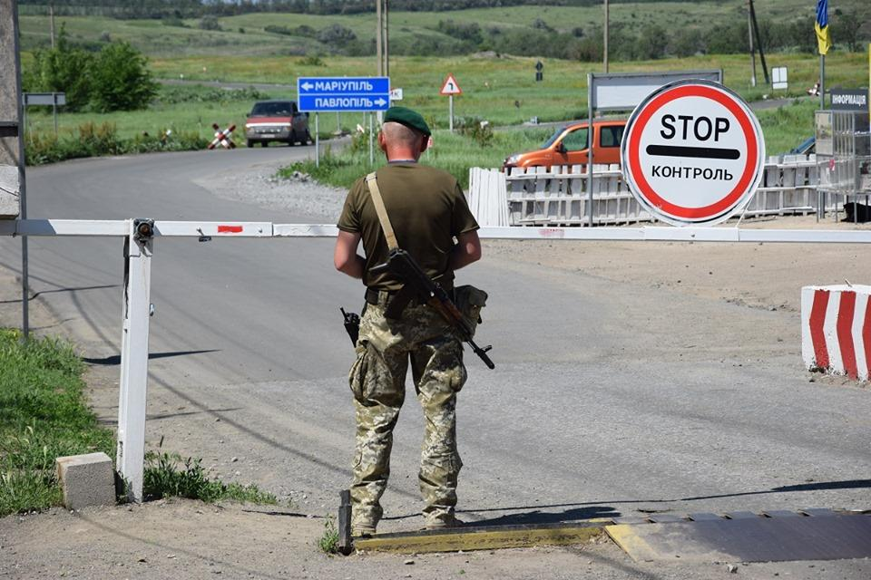 На Донбассе в течение недели задержали 9 возможных пособников боевиков