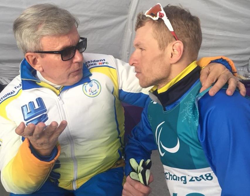 Паралимпиада: копилка украинской сборной пополнилась двумя медалями