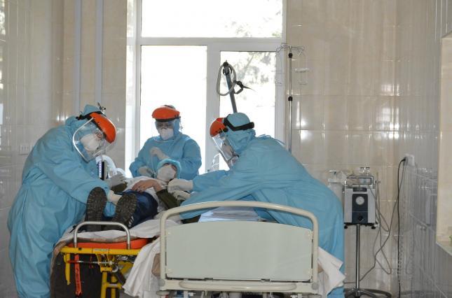 Статистика коронавируса в Украине на 28 августа: новый антирекорд