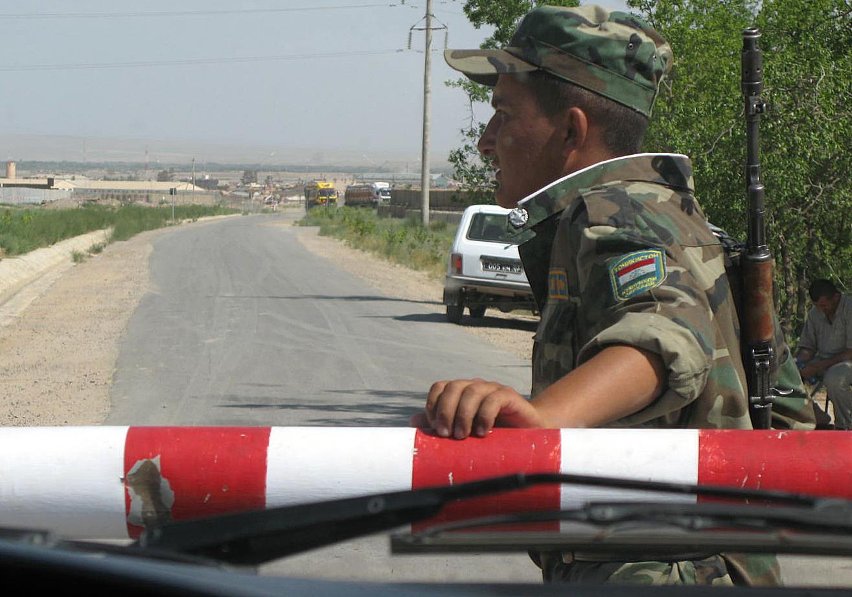 Пограничный конфликт между Таджикистаном и Киргизией, есть жертвы