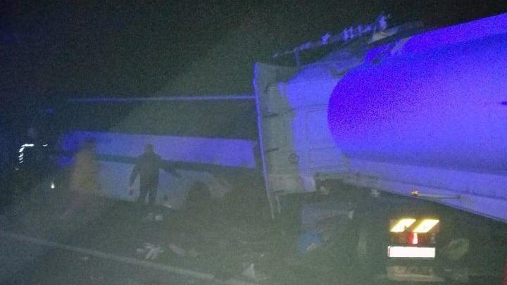 В ДТП в Житомирской области погибли 9 человек