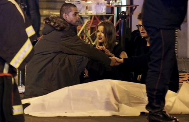 Специалисты Stratfor составили карту терактов в Париже