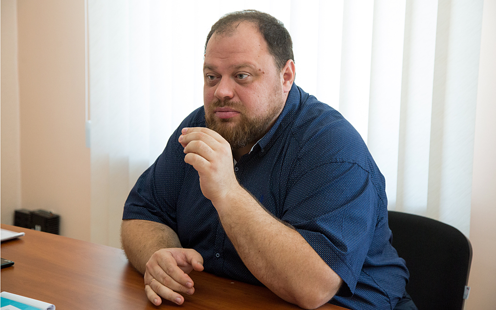 Властелин идеи. Руслан Стефанчук о народовластии через референдумы, судь...