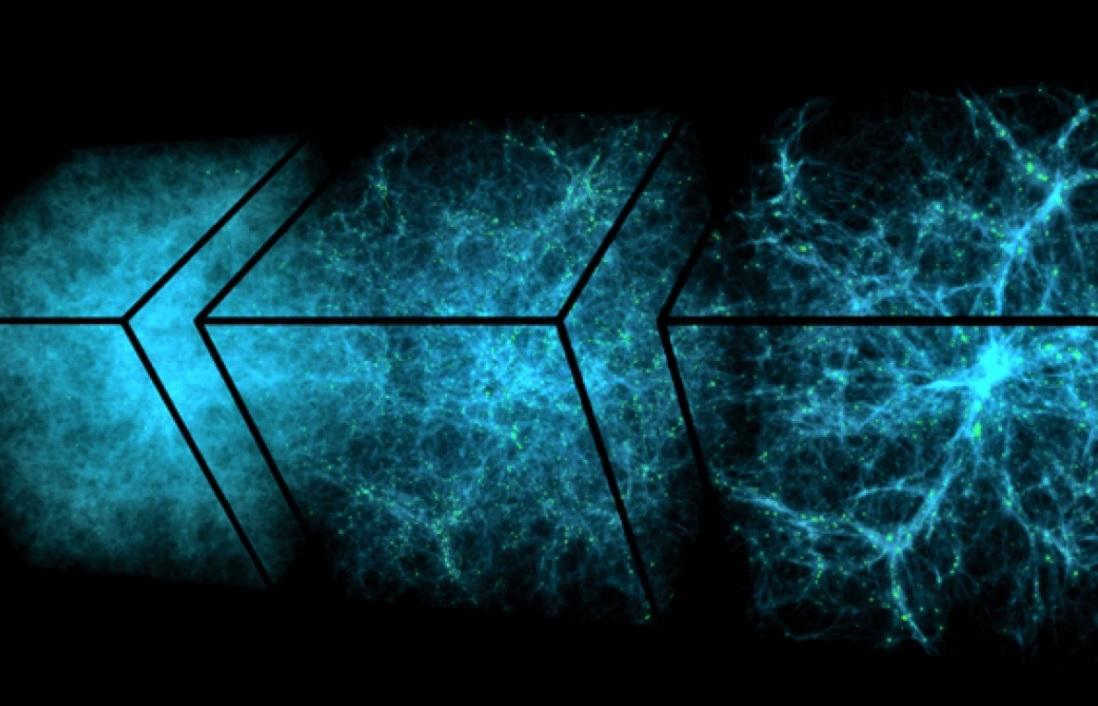 Родственники черных дыр. Объекты из темной энергии могут ускорять расшир...