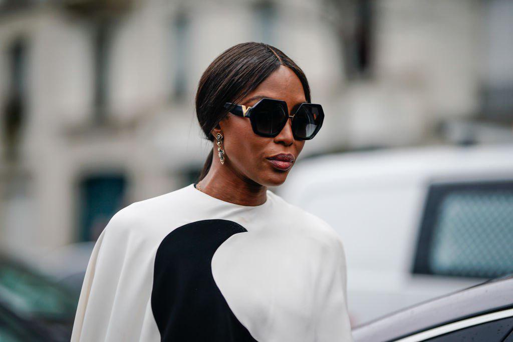 Супермодель Наоми Кэмбелл снялась обнаженной для Vogue