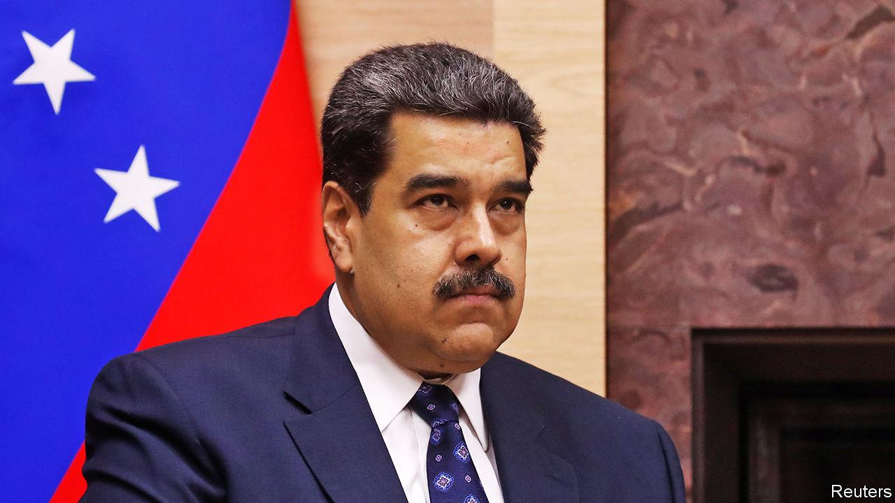 США обвинили Мадуро в наркотерроризме и предлагают $15 млн за его арест
