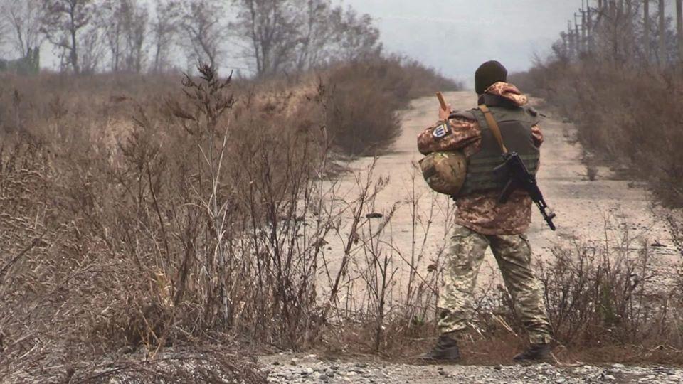 Боевики открыли огонь около Шумов, где должна была пройти инспекция пози...