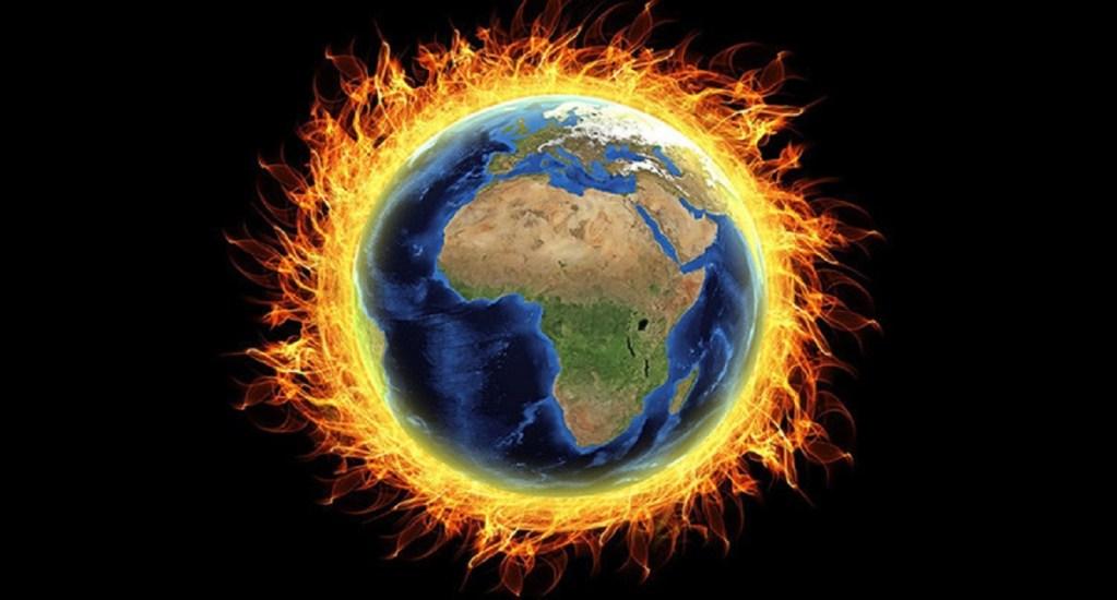Глобальное потепление 252 млн лет назад уничтожило почти все живое на Зе...