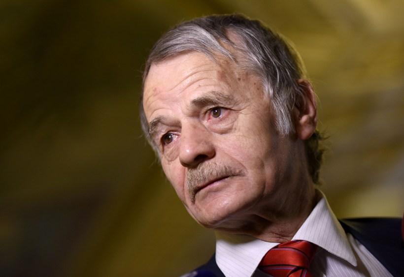 Джемилев заявил о шести ядерных боеголовках в Крыму
