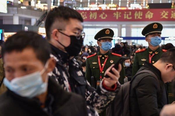 В Китае задержали более 4 тысяч человек за уголовные преступления, связа...