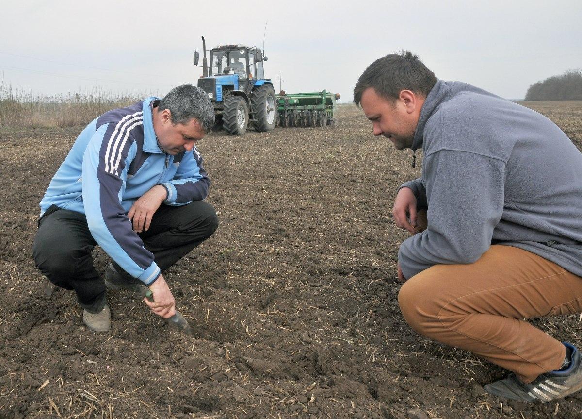 Иностранные компании не будут массово скупать землю в Украине,  – Милова...