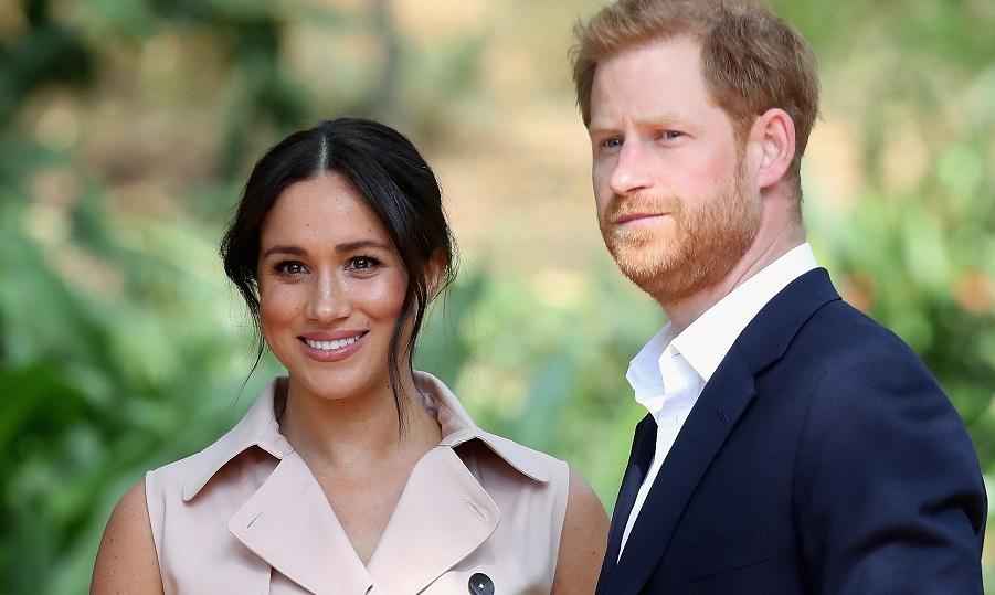 Папа помог: принц Гарри наконец-то купил имение в Калифорнии для своей с...