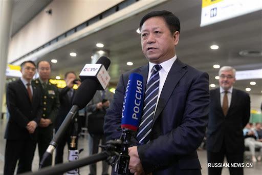Посол Китая в России сказал, что коронавирус будет ликвидирован к концу...