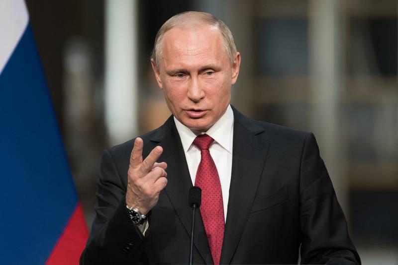 Путин планирует упростить получение гражданства РФ для всех украинцев