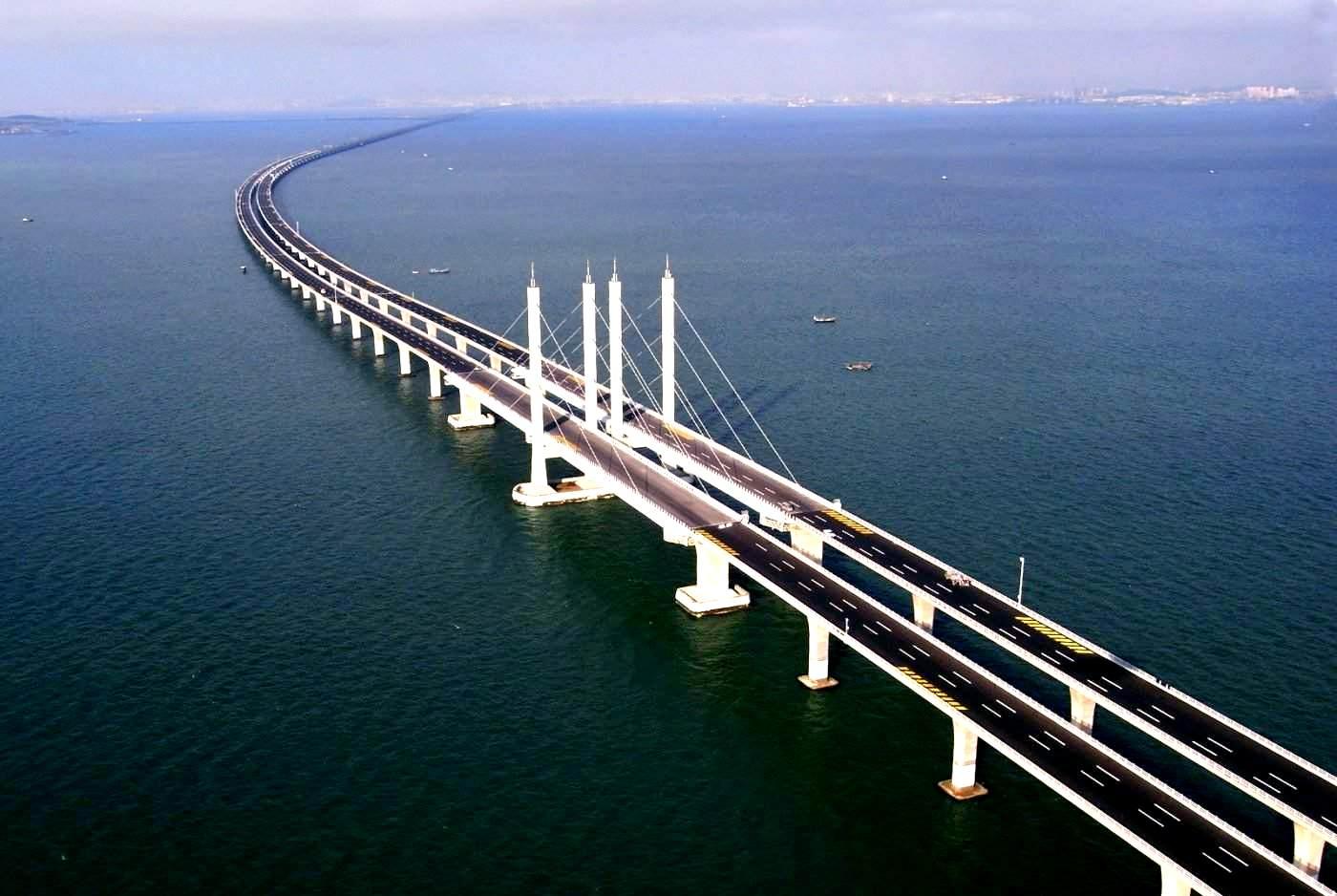 Россия презентовала видеоролик о несуществующем мосте в Крым