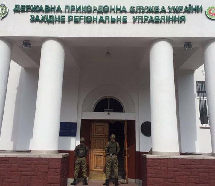 Военная прокуратура пришла с обысками в Госпогранслужбу
