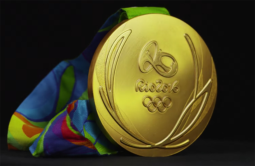 Как и из чего сделаны медали для Олимпиады в Рио