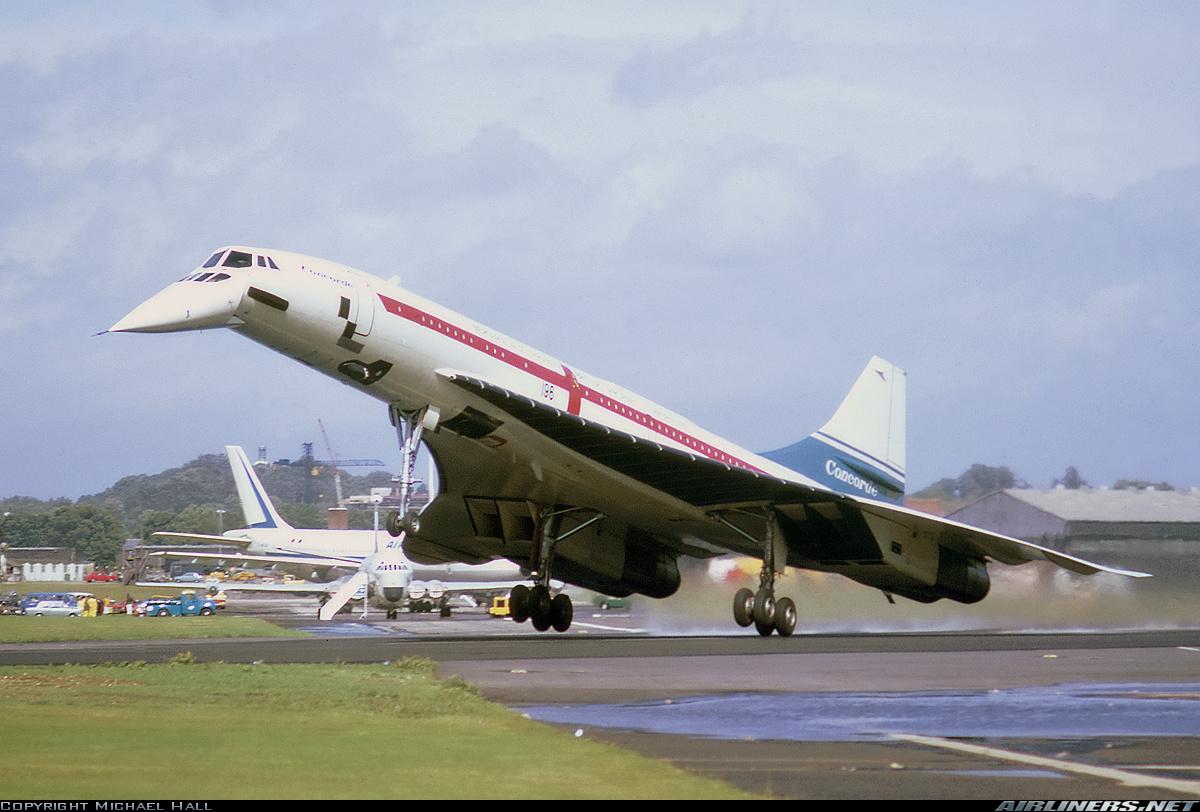 Британский фан-клуб планирует восстановить полеты Конкордов