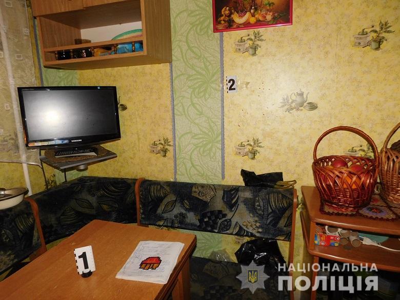 В Киеве мужчина лишился глаза из-за неуплаты аренды за жилье