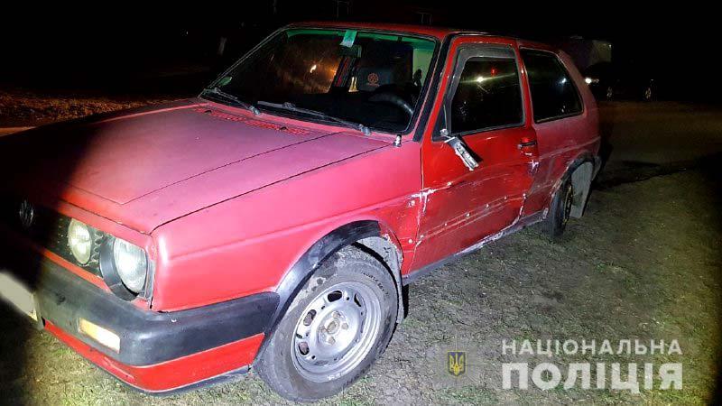 В Ровенской области полицейские трижды за сутки останавливали пьяного та...