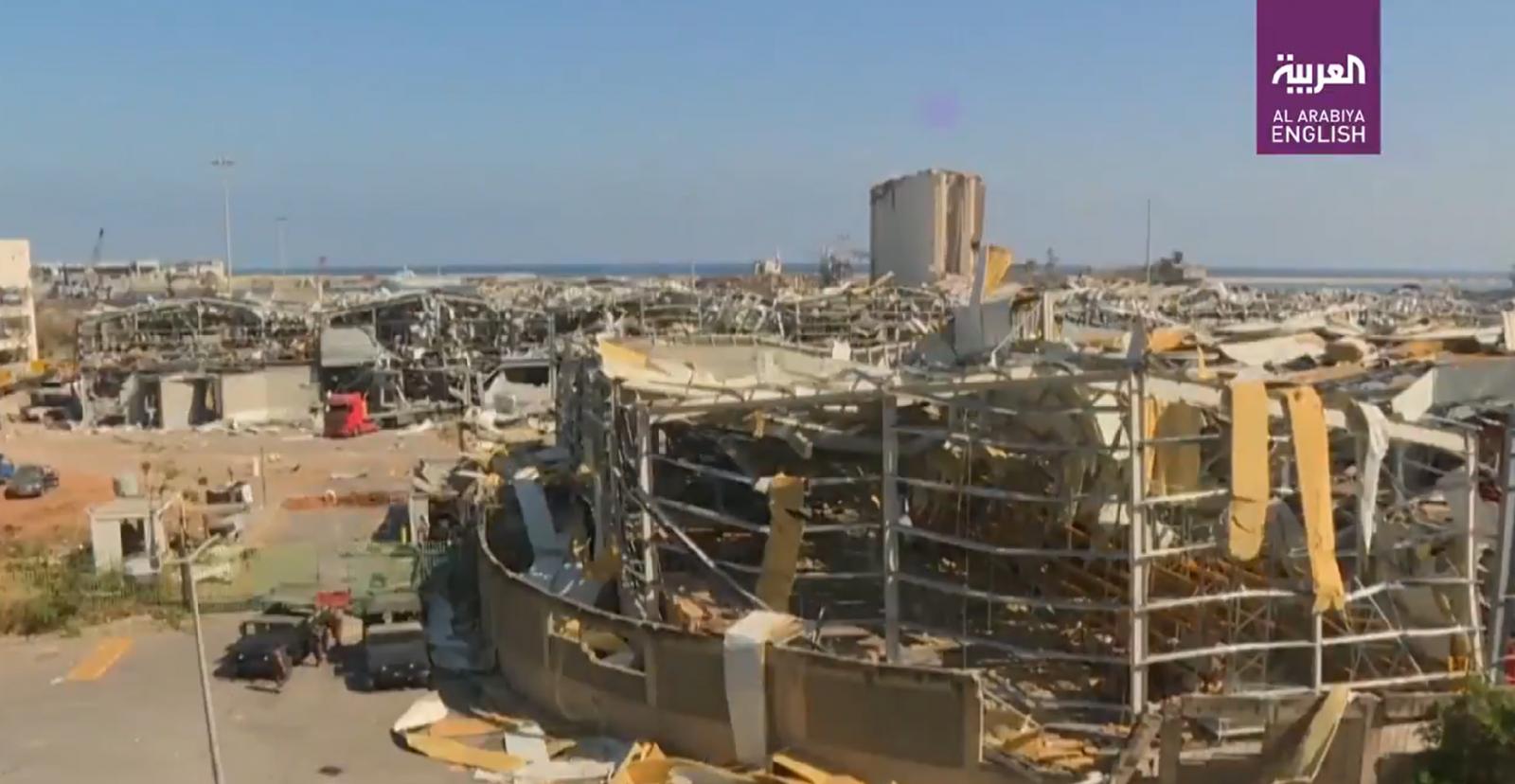 Причиной взрыва в Бейруте могло быть внешнее вмешательство, – президент...