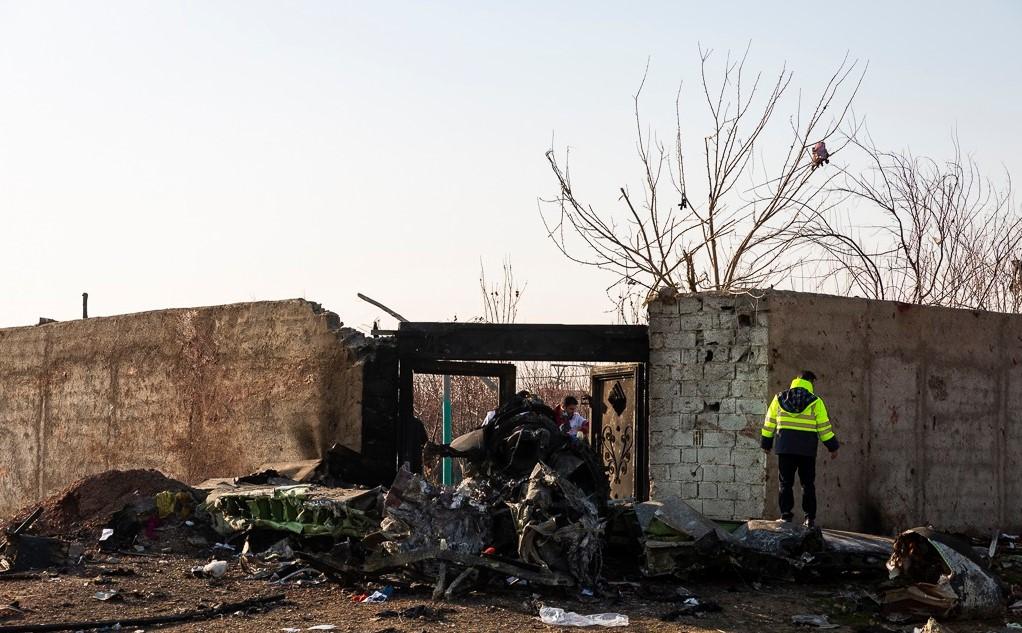 Генштаб Ирана узнал причину авиакатастрофы Boeing всреду