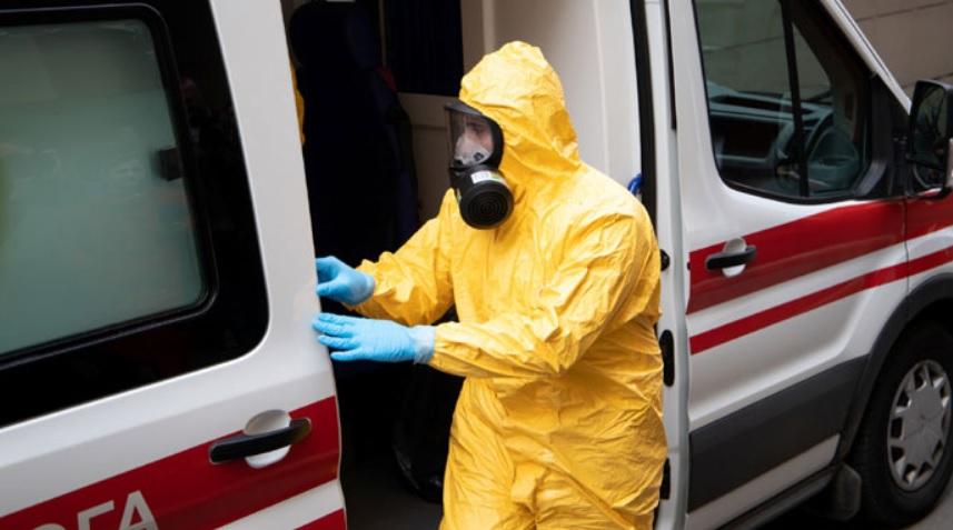 Статистика коронавируса в Украине на 4 октября: заболели 4 140 человек