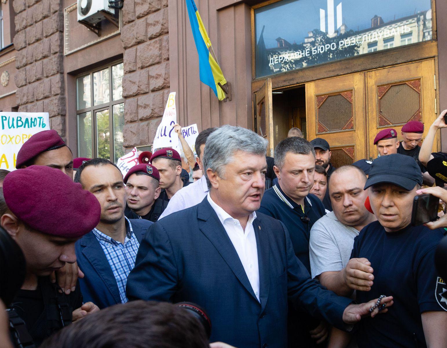 Петр Порошенко вновь не пришел на допрос в ГБР