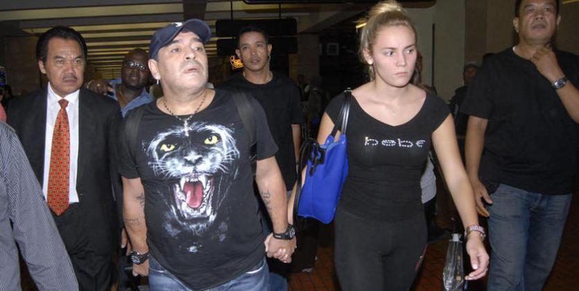 Диего Марадону задержали в аэропорту Буэнос-Айреса с фальшивыми документ...