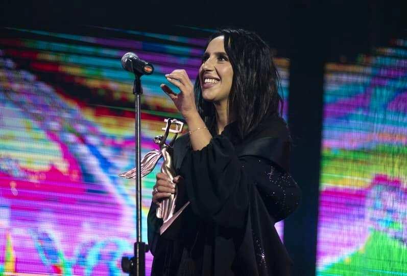 Песня Джамалы попала в топ-10 сразу двух чартов Великобритании