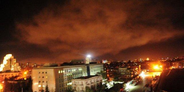 Коалиция показала, как бомбила Сирию