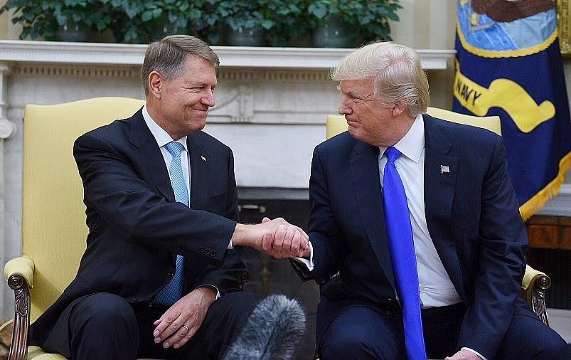 Румынский газ защитит Европу от России, – президенты США и Румынии