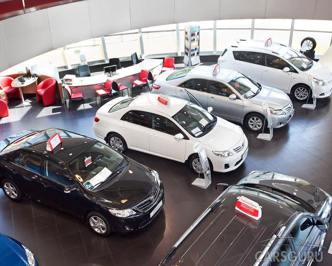 В прошлом году украинцы купили 88,5 тысяч новых легковых автомобилей