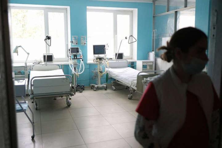 В Киеве за сутки обнаружили 215 случаев коронавируса