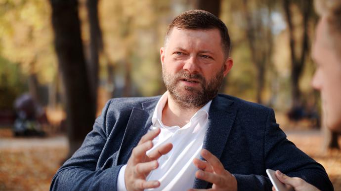 "Глава партии ""Слуга народа"" Александр Корниенко заболел COVID-19"