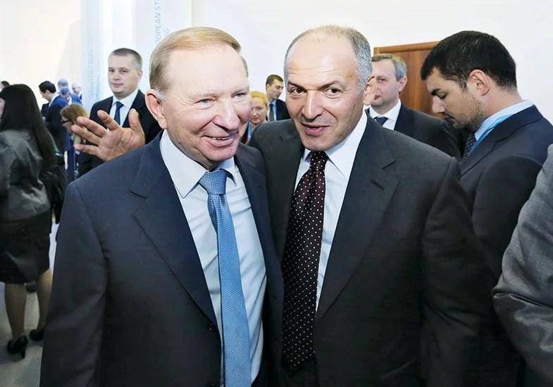 У Зеленского рассказали, зачем Пинчук и Кучма приезжали на Банковую