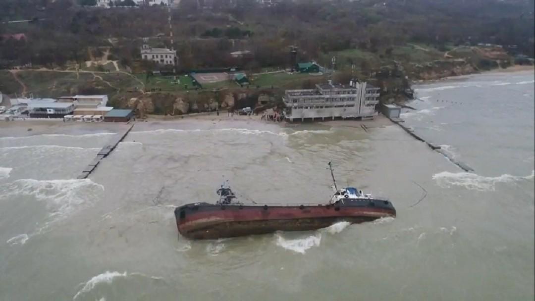 Капитану затонувшего танкера Delfi вынесли приговор