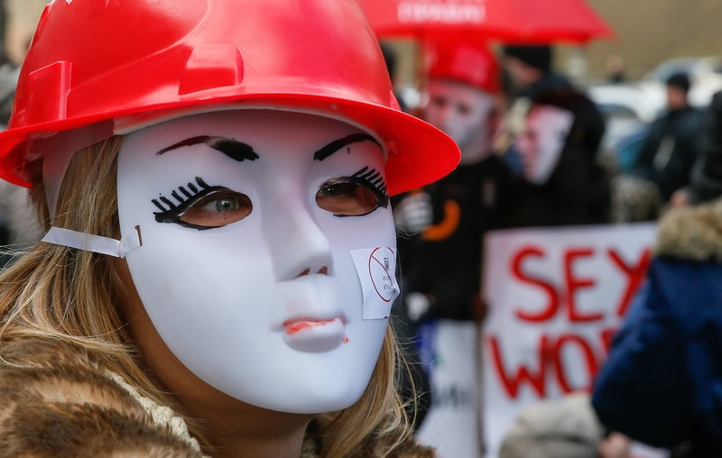 Выйти из тени. Почему Украине нужна декриминализация секс-услуг