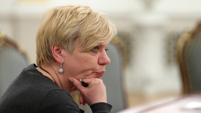 Виноват Коломойский. Главные тезисы из интервью Гонтаревой после пожара...
