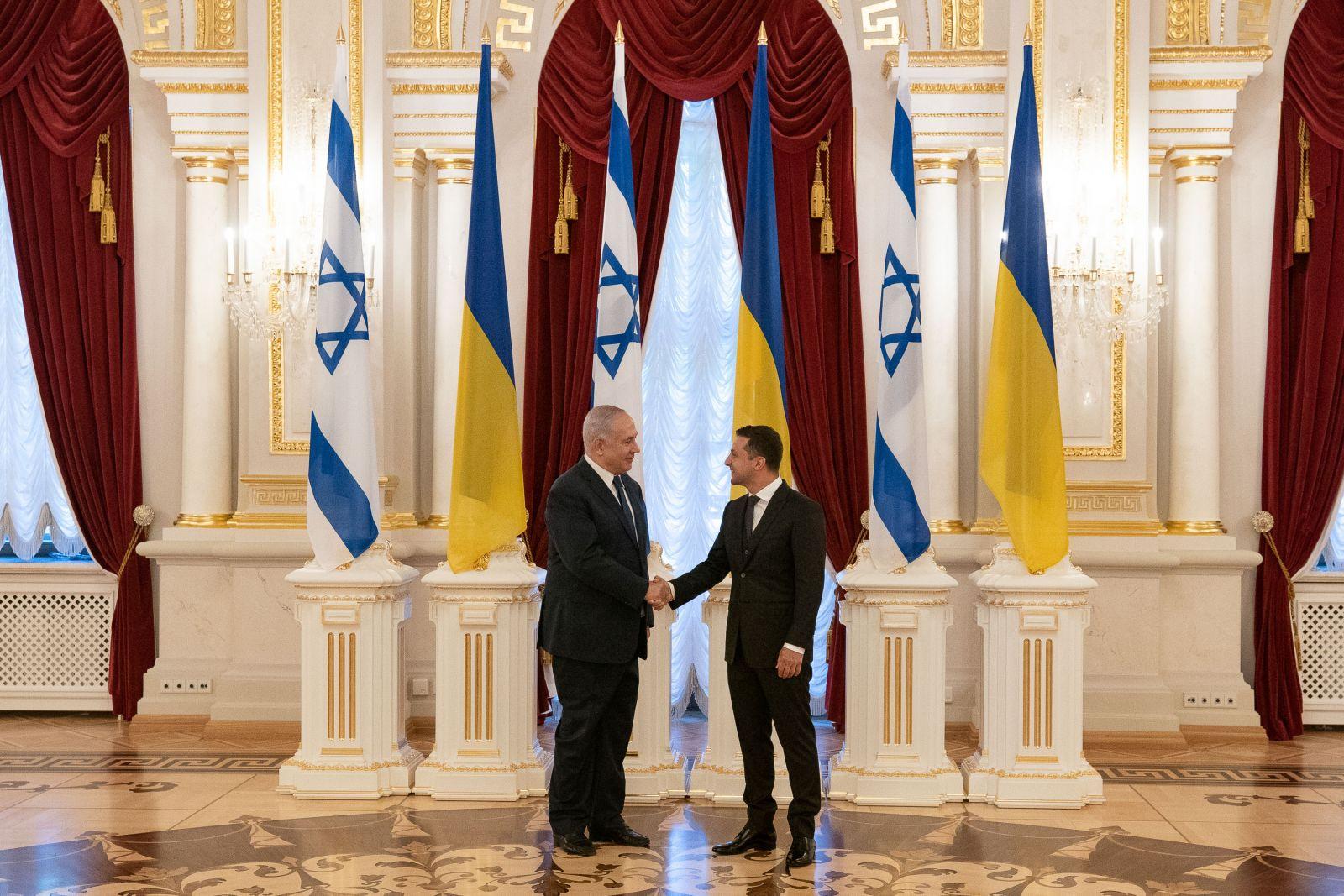 Израиль и Украина договорились решить проблему с отказами на границе