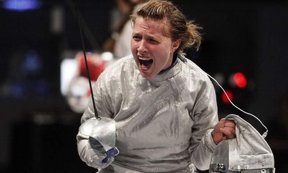 Украинская саблистка выиграла Гран-при по фехтованию в Москве